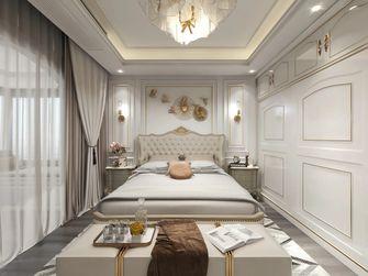 豪华型140平米四室两厅法式风格卧室装修图片大全