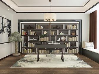 中式风格书房装修图片大全
