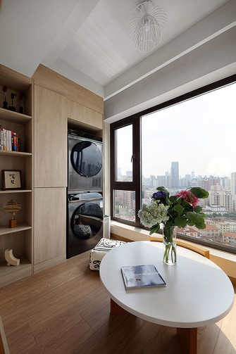 15-20万70平米现代简约风格阳台设计图