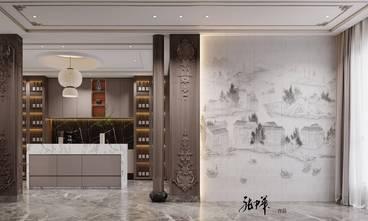 豪华型140平米复式中式风格玄关装修案例