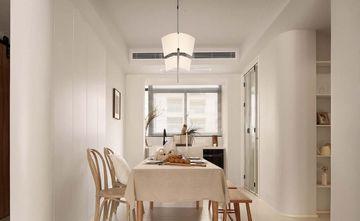 富裕型100平米三日式风格餐厅图片