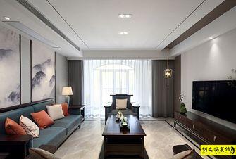 豪华型140平米四室两厅中式风格客厅效果图