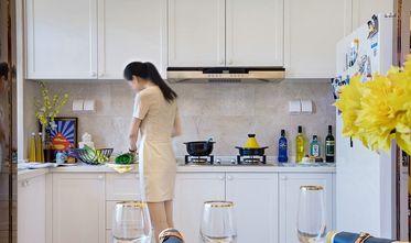 富裕型140平米三室两厅欧式风格厨房欣赏图