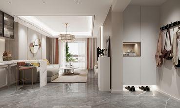 豪华型140平米四室四厅轻奢风格玄关装修图片大全