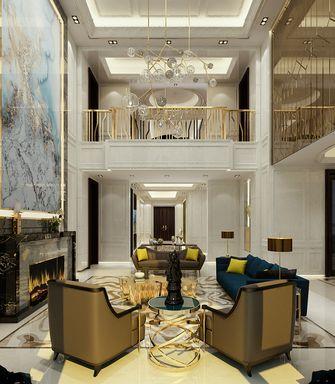 20万以上140平米别墅混搭风格客厅装修案例