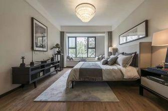 20万以上140平米三室两厅中式风格卧室图片