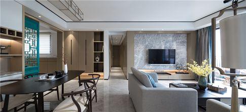 四室两厅中式风格客厅装修案例
