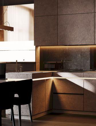 15-20万130平米三美式风格厨房欣赏图