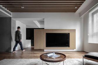 20万以上140平米三室两厅现代简约风格客厅装修图片大全
