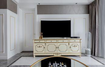 120平米四室两厅法式风格客厅图