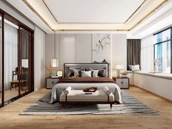 富裕型140平米三中式风格卧室设计图