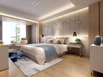 经济型140平米现代简约风格卧室效果图
