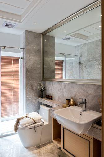 豪华型110平米三室两厅港式风格卫生间效果图