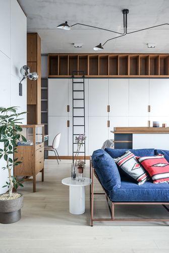 5-10万一室一厅混搭风格客厅效果图