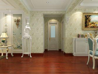 140平米三室两厅新古典风格玄关装修案例