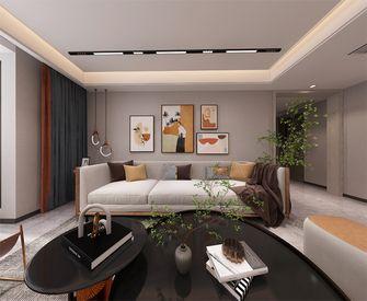 40平米小户型北欧风格客厅设计图
