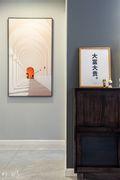 110平米三现代简约风格走廊欣赏图
