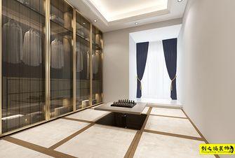 富裕型120平米三室两厅美式风格阳台设计图