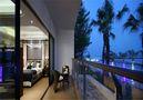 豪华型别墅中式风格阳台欣赏图