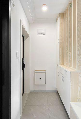 10-15万80平米三室一厅日式风格玄关装修效果图