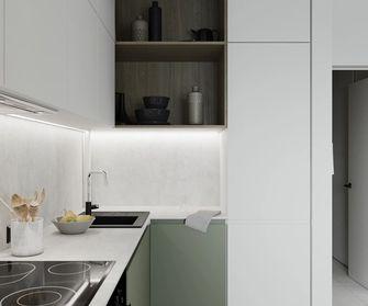 富裕型140平米四室四厅现代简约风格厨房装修图片大全