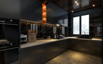 豪华型140平米三室两厅现代简约风格厨房图
