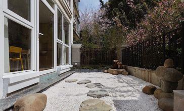 三室一厅日式风格阳台装修案例