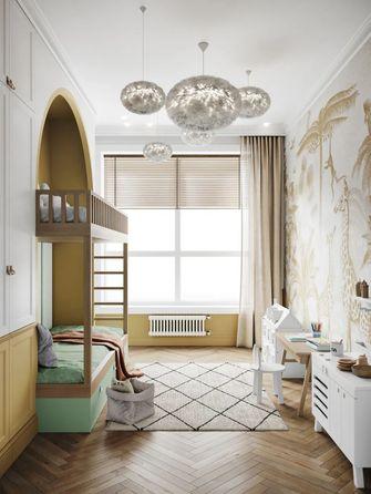 90平米现代简约风格青少年房欣赏图