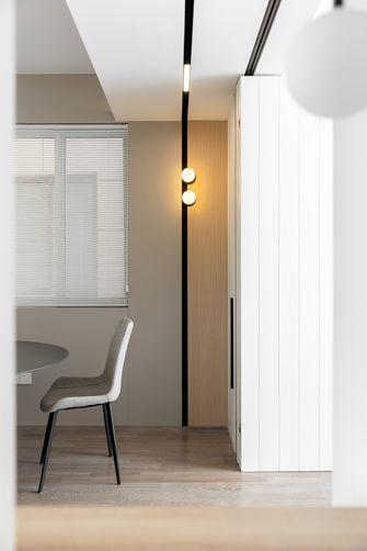 3万以下一居室现代简约风格餐厅欣赏图