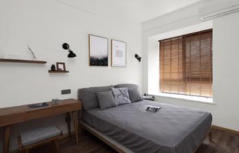 5-10万50平米一室两厅北欧风格卧室图片大全