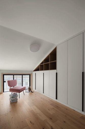 经济型80平米三室一厅混搭风格储藏室欣赏图