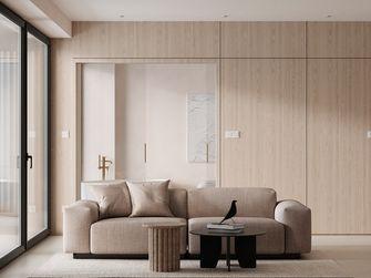 豪华型100平米三室两厅现代简约风格客厅设计图