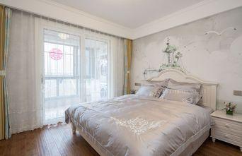 120平米三室两厅美式风格卧室欣赏图