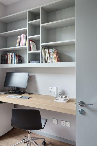 豪华型140平米四室两厅东南亚风格书房设计图