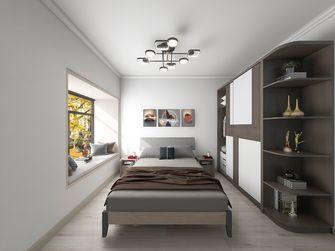 80平米公寓现代简约风格卧室效果图