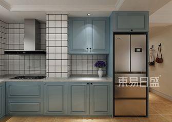 三地中海风格厨房设计图