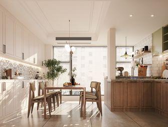 140平米法式风格餐厅图片