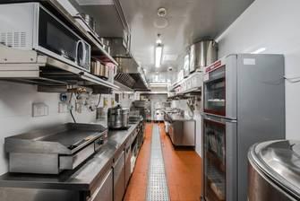 20万以上140平米公装风格厨房图片