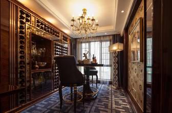 20万以上140平米四室两厅新古典风格书房装修案例
