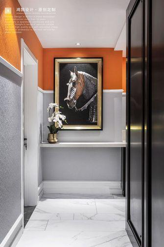 豪华型140平米三室两厅美式风格走廊图