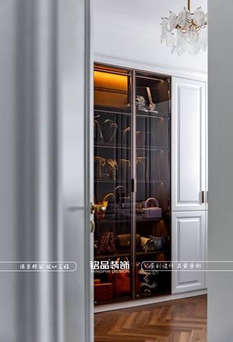 豪华型140平米三室两厅法式风格衣帽间装修图片大全