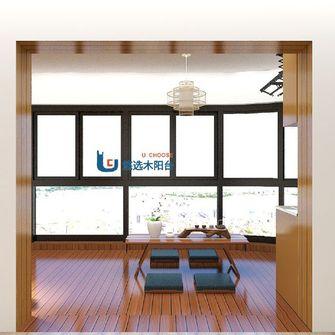 日式风格阳台装修案例