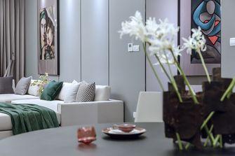 90平米三室两厅现代简约风格卧室设计图