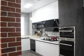 经济型120平米四室两厅工业风风格厨房装修案例