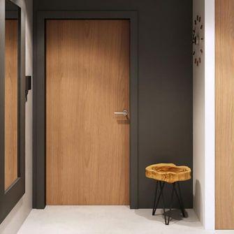 经济型60平米公寓北欧风格玄关效果图