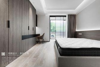 豪华型140平米四室两厅工业风风格卧室效果图