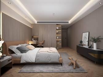 140平米四室一厅美式风格卧室欣赏图