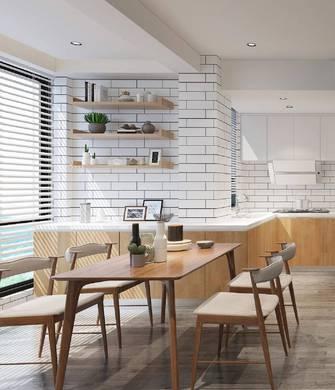 经济型60平米一室两厅北欧风格厨房图片大全
