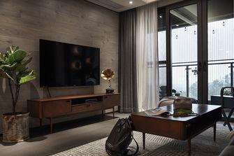 富裕型90平米三室两厅工业风风格客厅效果图