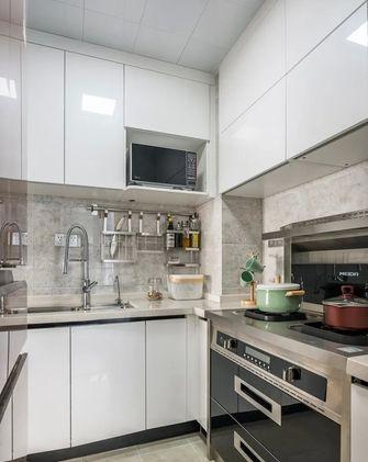 经济型三室两厅现代简约风格厨房装修图片大全